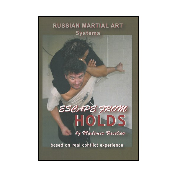 SYSTEMA Vol.05, Escapes from holds - Vladimir Vasiliev