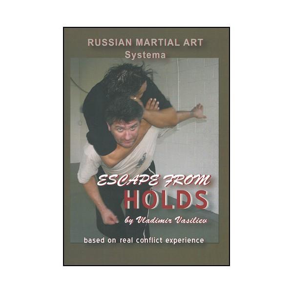 SYSTEMA Vol.06, Knife disarming - Vladimir Vasiliev