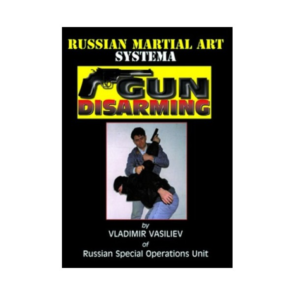 SYSTEMA Vol.09, Gunpoint supremacy  - Komarov