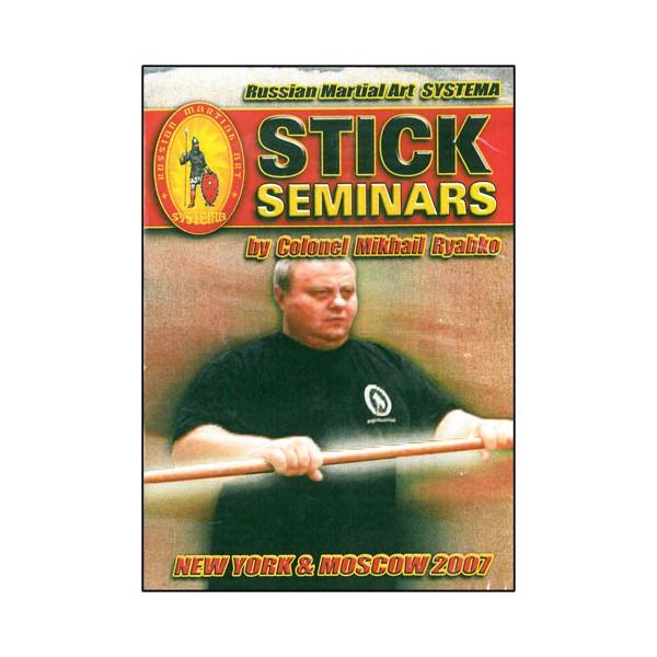 SYSTEMA Vol.19, Stick seminar Moscou + NY - Ryabko