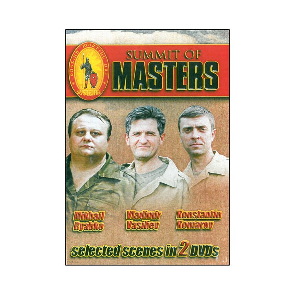 SYSTEMA Vol.20, Summit of Masters - Vasiliev, Ryabko