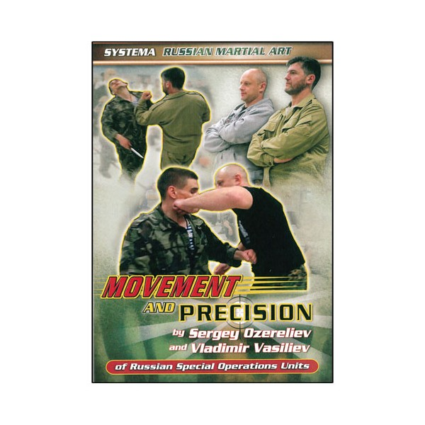 SYSTEMA Vol.22, Movement & Precision - Vasiliev, Ryabko