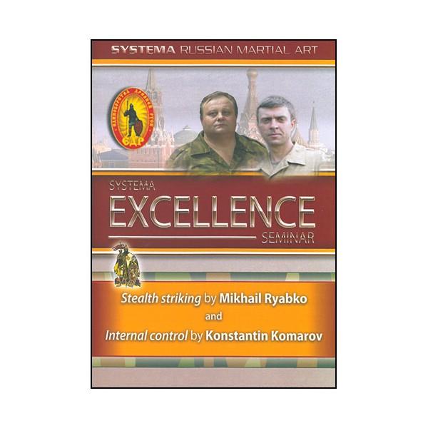 SYSTEMA Vol.27, Systema Excellence Seminar -  Ryabko & Komarov