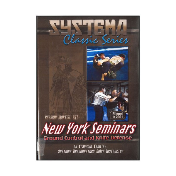 SYSTEMA Vol.29,  New York Seminars -  Vasiliev