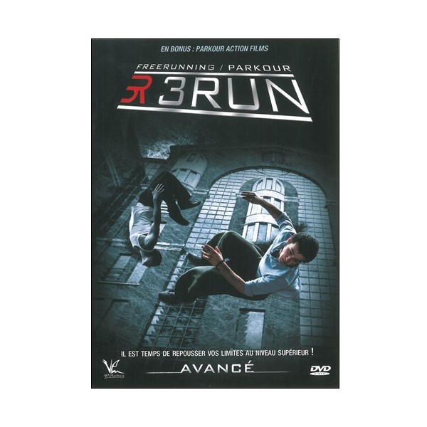 3 Run Freerunning parkour avancé