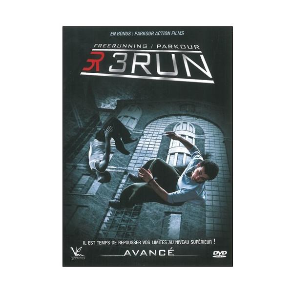 3 Run Freerunning parkour avancé