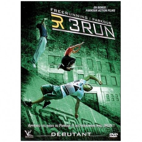3 Run Freerunning parkour débutant