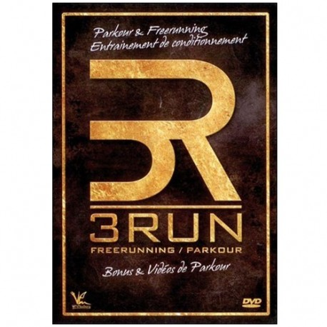 3 Run Freerunning parkour entraînement de conditionnement