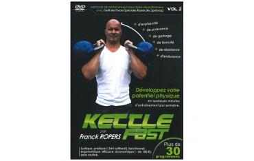 Kettle fast vol.2 préparation physique 30 programmes - Franck Ropers