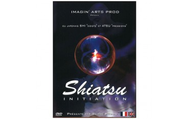 Shiatsu initiation - Serge Rebois