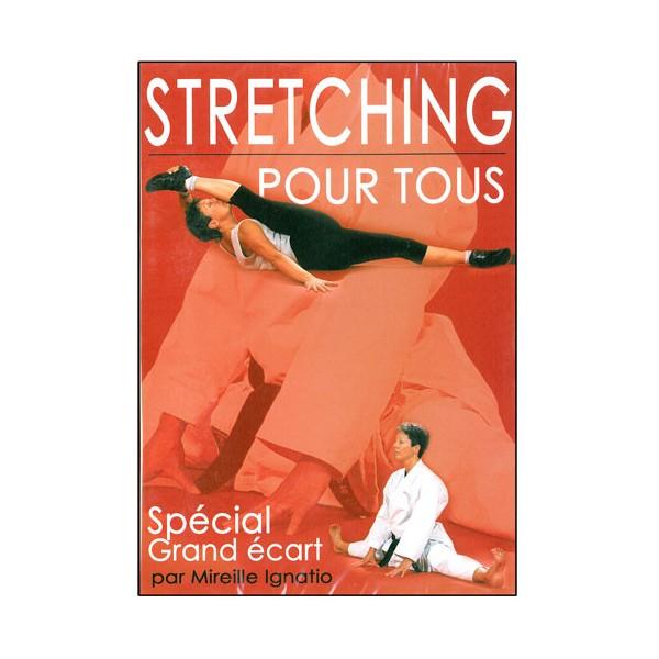 Stretching pour tous - Mireille Ignatio