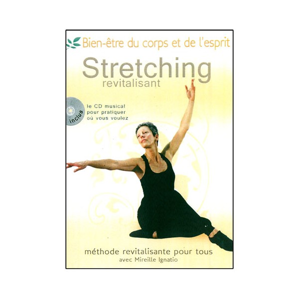 Stretching revitalisant ( CD inclus ) - M Ignatio