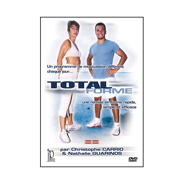 Total forme - Christophe Carrio