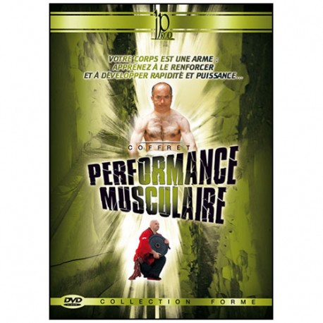 Coffret Performance Musculaire (dvd.25- dvd.102)
