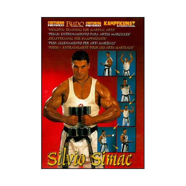 Entraînement aux haltères pour les arts martiaux - Silvio Simac