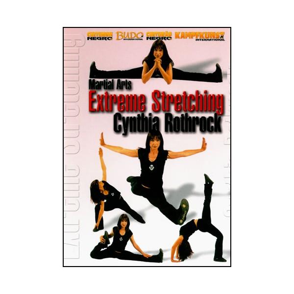 Extreme Stretching - Cynthia Rothrock