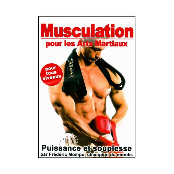 Musculation pour les Arts Martiaux - F. Mompo