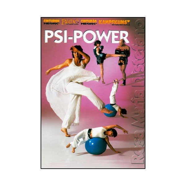 PSI-Power - Rosa Maria Distefano