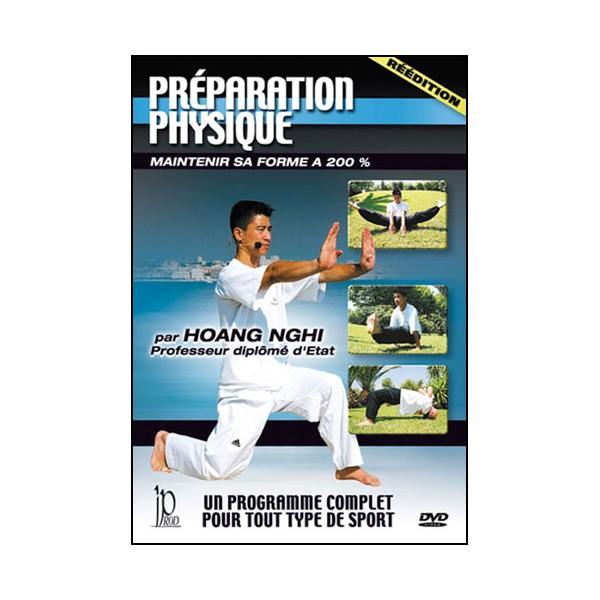 Préparation physique à la compétition - Hoang Nghi