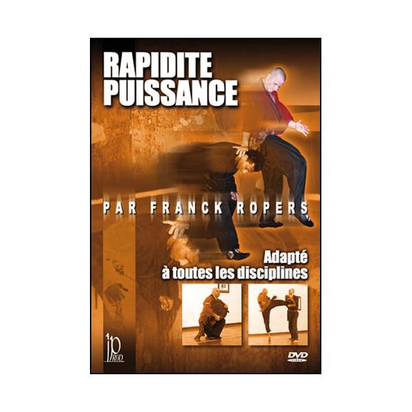 Rapidité puissance - Franck Ropers