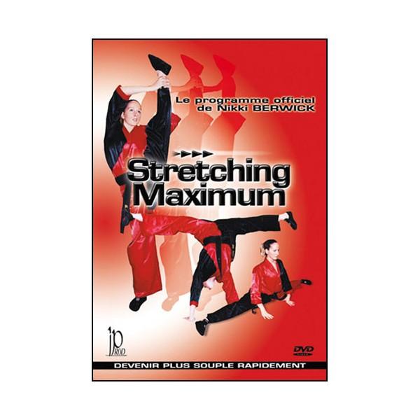 Stretching Maximum - Nikki Berwick