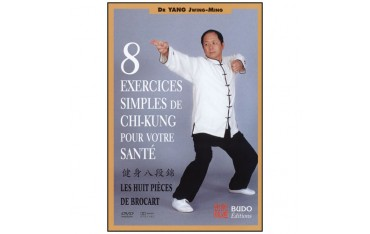 8 exercices simples de Chi-kung - Yang Jwing-Ming