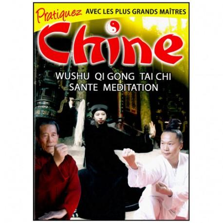 Chine, santé méditation