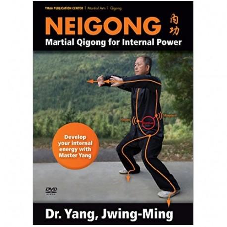 Neigong martial Qigong for internal power - Yang Jwing-Ming