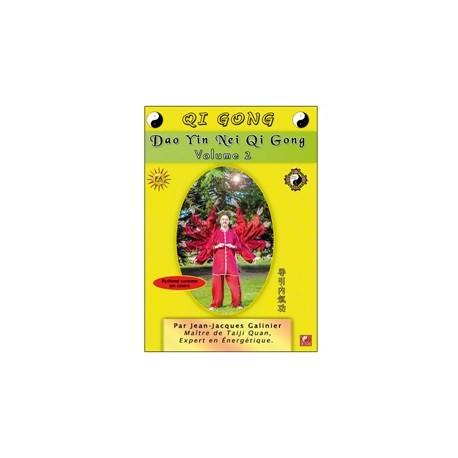 Qi Gong Dao Yin Nei Qi Gong Vol.2 - Jean-Jacques Galinier