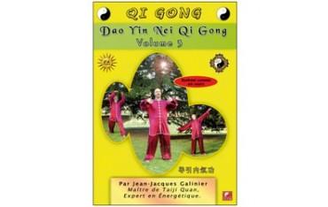 Qi Gong Dao Yin Nei Qi Gong Vol.3 - Jean-Jacques Galinier