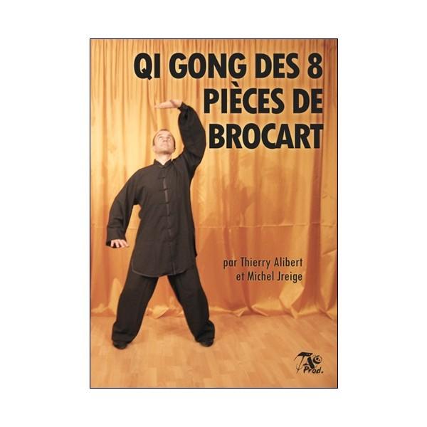 Qi Gong des 8 pièces de Brocart - Thierry Alibert (2 dvd)