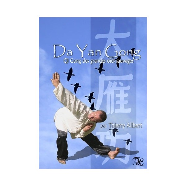 Qi Gong des grandes oies sauvages Volume 1, Da Yan Gong - T. Alibert