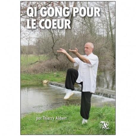 Qi Gong pour le coeur - Thierry Alibert