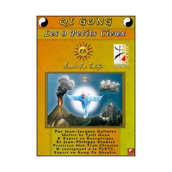 Qi Gong, les 9 Petits Cieux - Galinier
