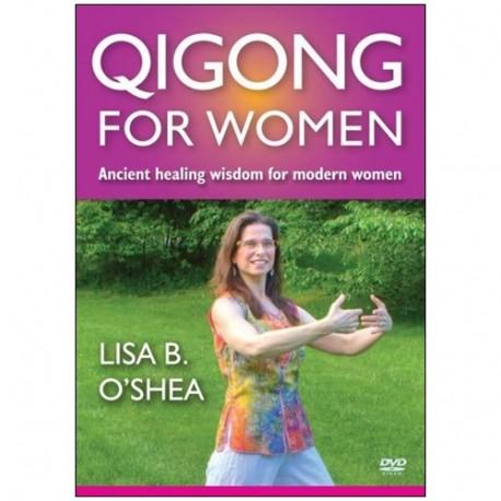 Qigong for woman - Lisa B. O'Shea (angl)
