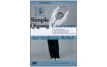 Simple Qigong exercises for arthritis relief (angl) - Yang Jwing Ming