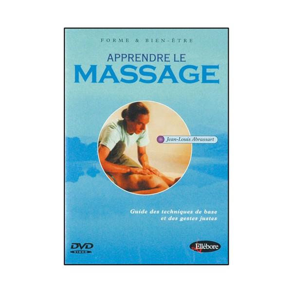 Apprendre le massage - J.L. Abrassart