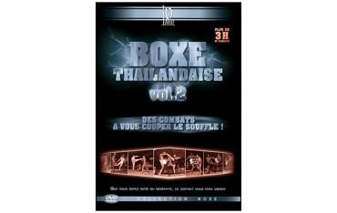 Coffret Boxe Thailandaise Vol.2 (dvd.155- dvd.156- dvd.157)
