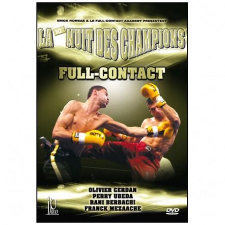 Full Contact, la 10 ème nuit des champions