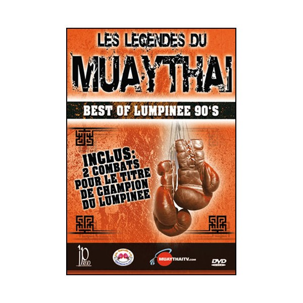 Les légendes du Muay Thai, Best of Lumpinee 90's
