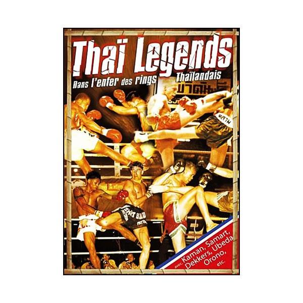 Thaï Legends, dans l'enfer des rings thaïlandais