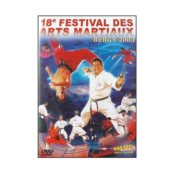 18° Festival des Arts Martiaux, Bercy 2003