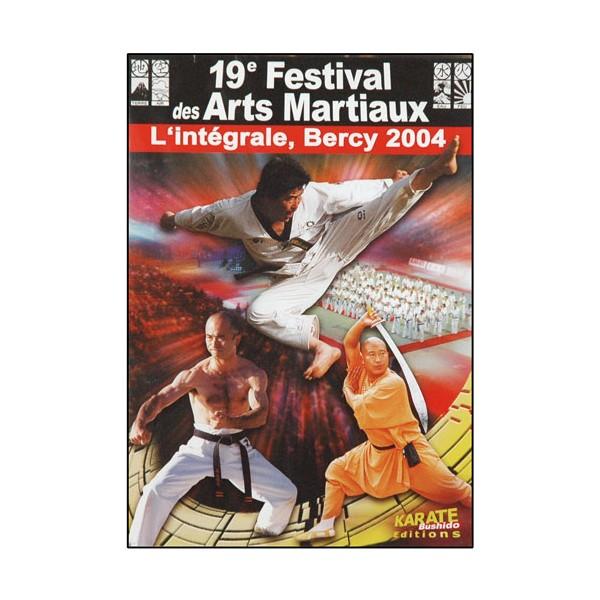 19° Festival des Arts Martiaux, Bercy 2004