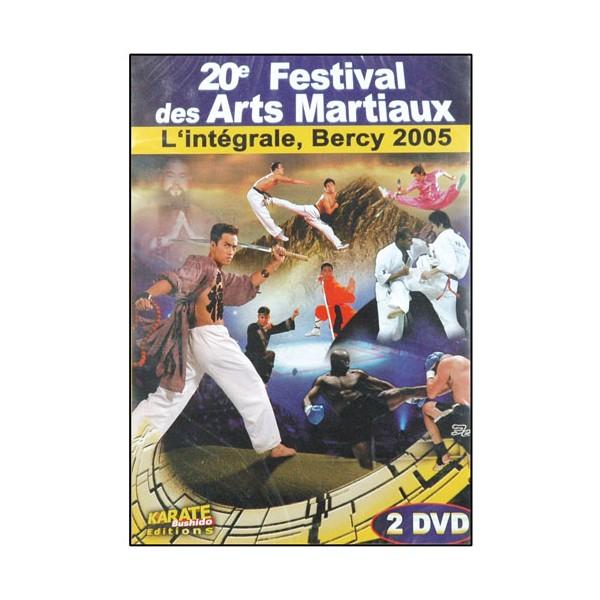 20° Festival des Arts Martiaux, Bercy 2005