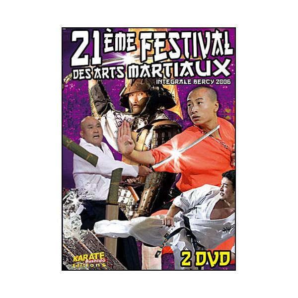 21° Festival des Arts Martiaux, Bercy 2006