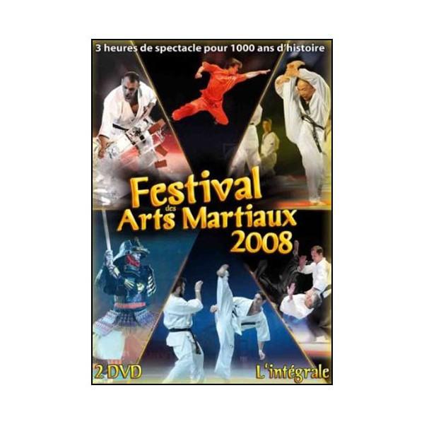23 ème Festival des Arts Martiaux Bercy 2008