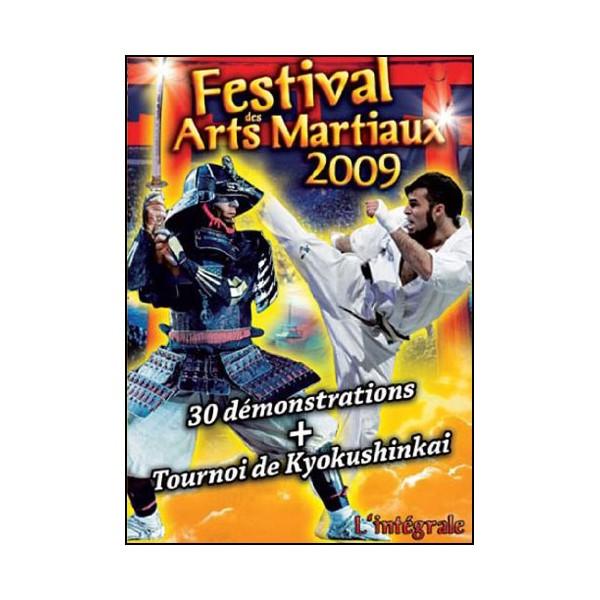 24 ème Festival des Arts Martiaux Bercy 2009
