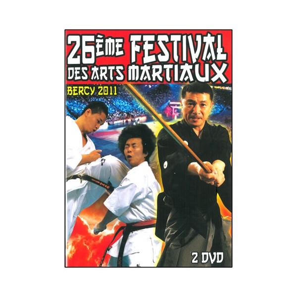 26 ème Festival des Arts Martiaux, Bercy 2011