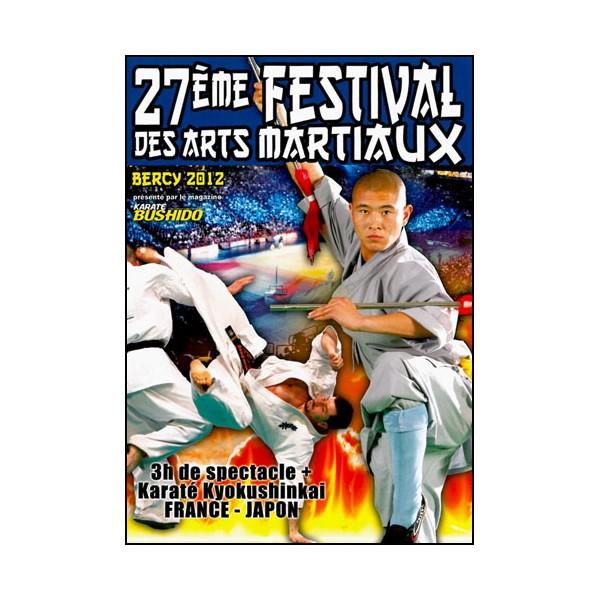 27° Festival des Arts Martiaux, Bercy 2012
