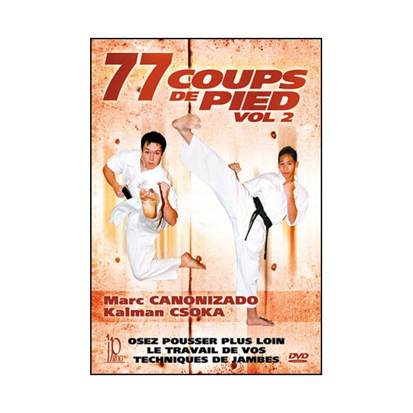77 coups de pied, Vol.2 - 2 experts